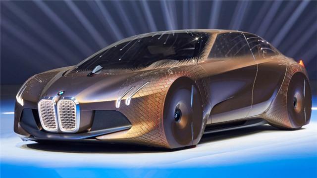 Choáng ngợp với siêu xe tới từ tương lai của BMW - Ảnh 3