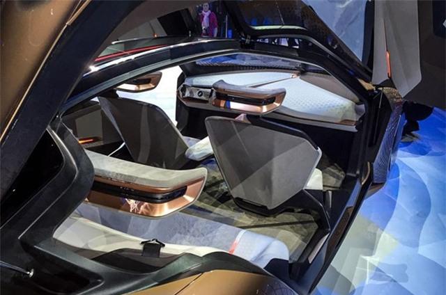 Choáng ngợp với siêu xe tới từ tương lai của BMW - Ảnh 4