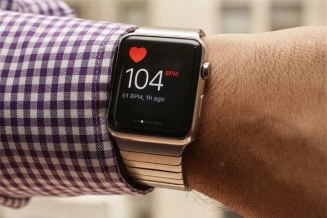 Apple Watch, đồng hồ thông minh,