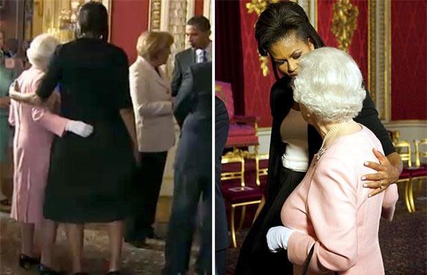 Đệ nhất phu nhân, phạm lỗi, Mỹ, Ukraina, Michelle Obama
