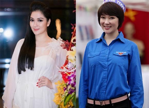 Hoa hậu Nguyễn Thị Huyền lột xác 0