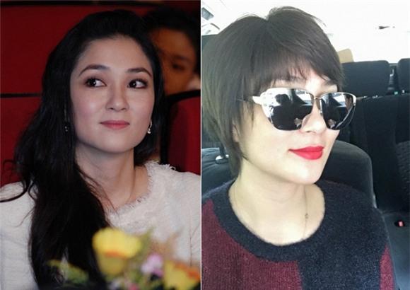 Hoa hậu Nguyễn Thị Huyền lột xác 2