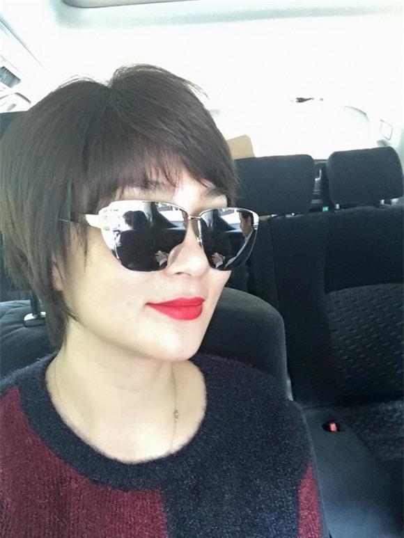 Hoa hậu Nguyễn Thị Huyền lột xác 9