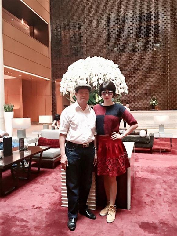 Hoa hậu Nguyễn Thị Huyền lột xác 8