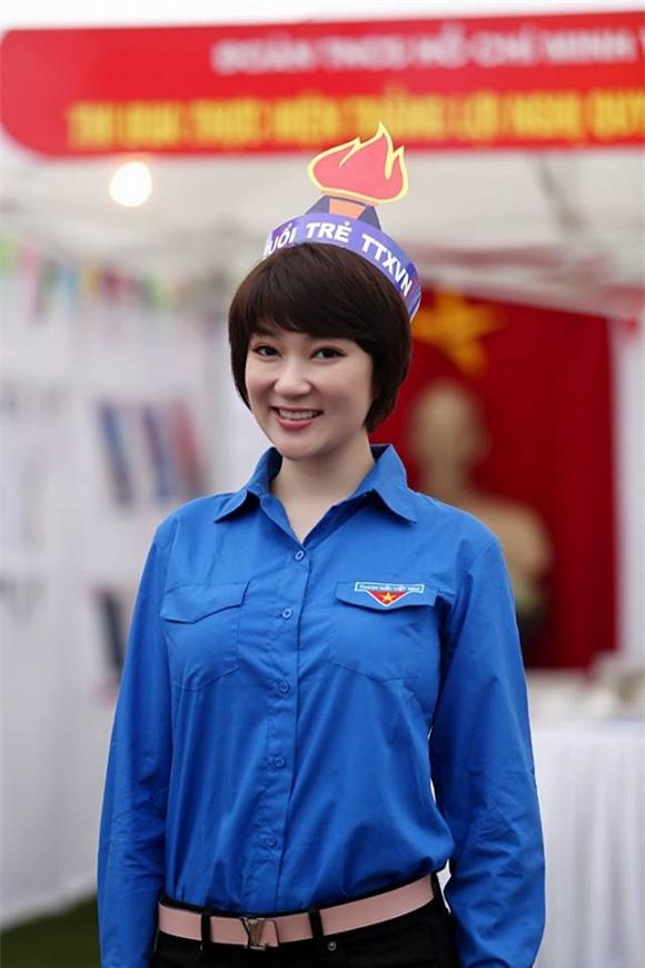 Hoa hậu Nguyễn Thị Huyền lột xác 7