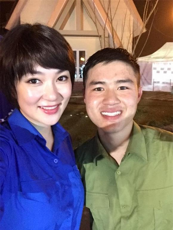 Hoa hậu Nguyễn Thị Huyền lột xác 6