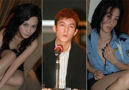 Trần Quán Hy nhắc lại bê bối ảnh nóng năm 2008.