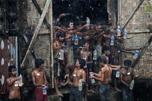 15 bức ảnh khiến bạn không dám vặn vòi nước thả phanh - 7