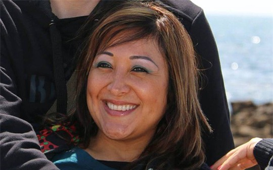 Bà Adelma Tapia Ruiz, người Peru 36 tuổi,. Ảnh: Telegraph