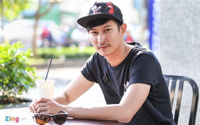 Huy Khanh: 'Toi doi khi quen le cuoi voi Mac Anh Thu' hinh anh