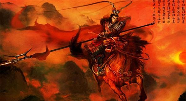 Lã Bố - Một nhân vật khét tiếng thời Tam Quốc.