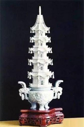 Ảnh minh họa Linh lung bảo tháp (Ảnh: Internet)