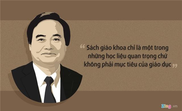 10 phat ngon an tuong cua Bo truong Phung Xuan Nha hinh anh 3