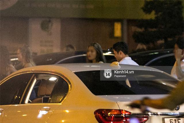 Phan Thành thân thiết với cô gái lạ và say xỉn lúc nửa đêm - Ảnh 1.