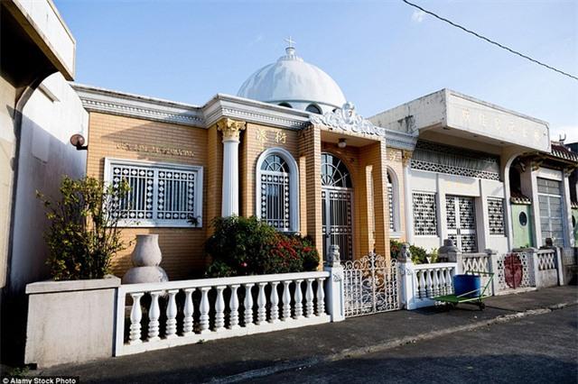 Toàn cảnh khu biệt thự xa hoa dành cho người chết tại Philippines - Ảnh 11.