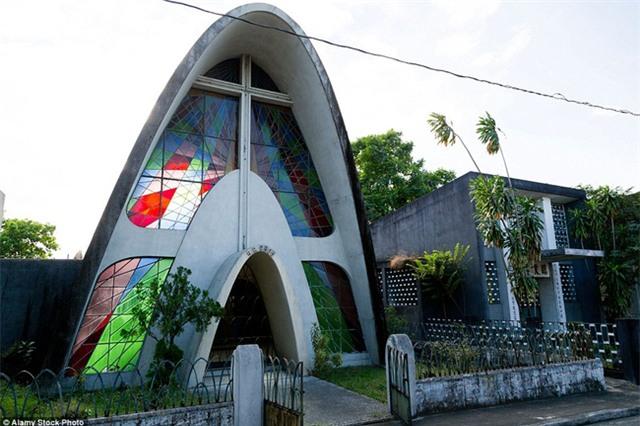 Toàn cảnh khu biệt thự xa hoa dành cho người chết tại Philippines - Ảnh 8.