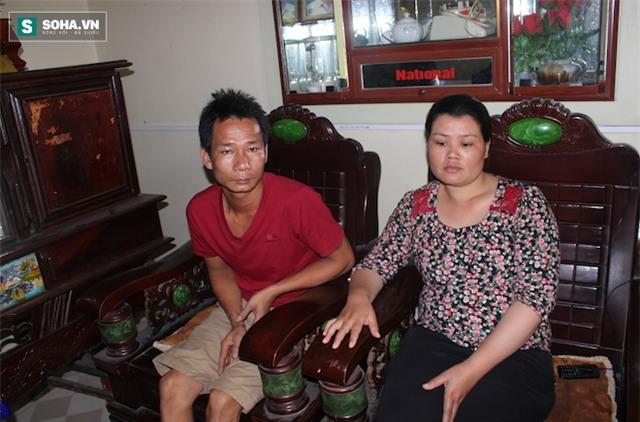 Anh Quảng vẫn chưa hết sợ hãi sau vụ việc vừa qua.