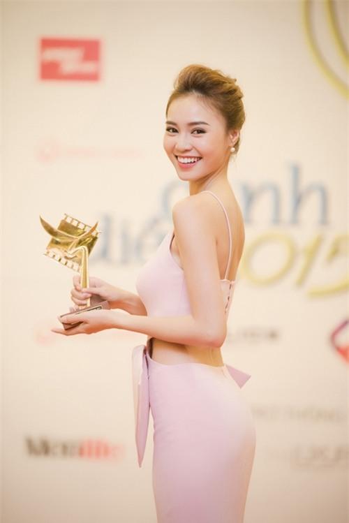 Vai diễn trong phim 'Trúng số' đã giúp cô chiến thắng ở giải 'Nữ diễn viên chính xuất sắc' thể loại phim điện ảnh.