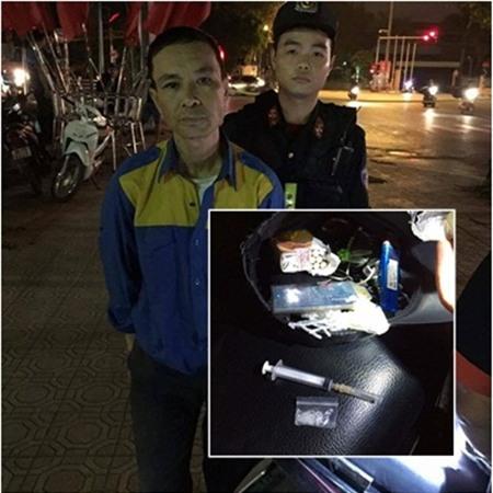 Nhân viên sân bay Nội Bài mang ma túy đi qua Cảnh sát 141 - Ảnh 1