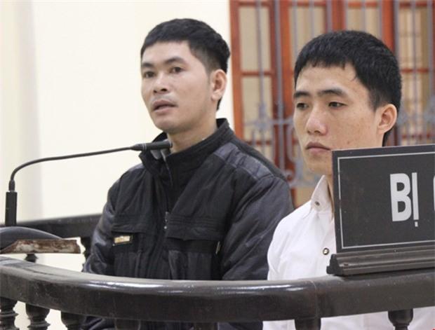 Bị cáo Hùa và Quang cùng bị tuyên án tử hình