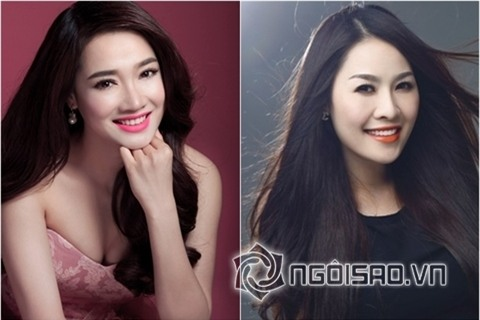 Hai cô gái xinh đẹp và tài năng của showbiz Việt không ngờ cũng mắc cái dại muôn đời của đàn bà