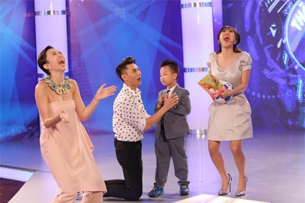 Idol Kids, Thần tượng âm nhạc nhí, Isaac, Tóc Tiên, Văn Mai Hương