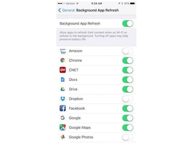 4 mẹo tiết kiệm 3G trên iPhone ai cũng nên biết - Ảnh 2.