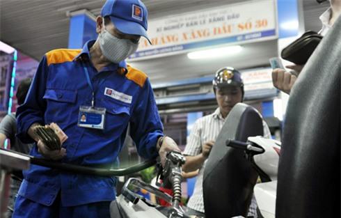xăng dầu, xăng tăng giá