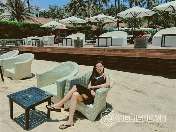 Hoa hậu Kỳ Duyên diện bikini 5