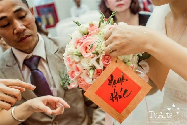 Đám cưới cổ tích trong bệnh viện của người phụ nữ mắc bệnh tan máu bẩm sinh - Ảnh 5.