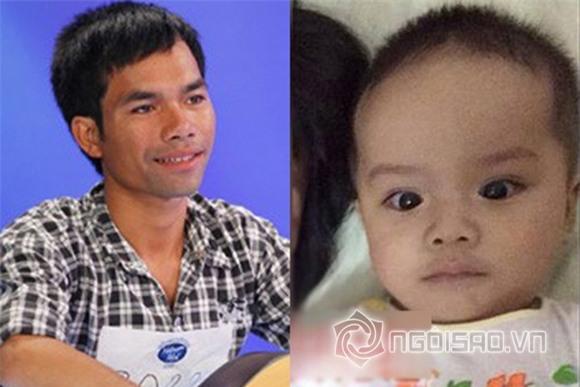 Mỹ nam Việt trở thành ông bố tồi 1