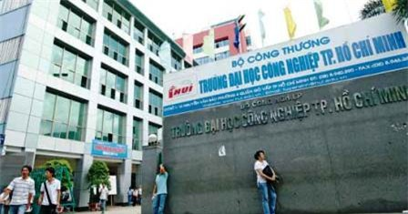 Trường ĐH Công nghiệp TPHCM (ảnh internet)