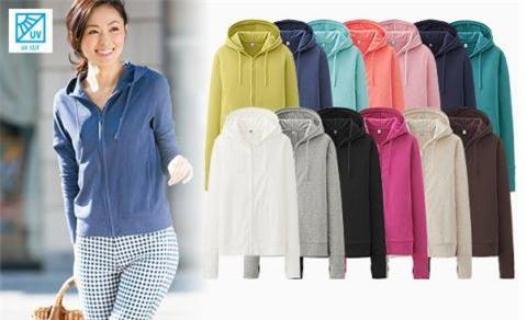 áo chống nắng, áo chống nắng Uniqlo, áo chống nắng Việt Nam, áo chống tia cực tím, tia UV