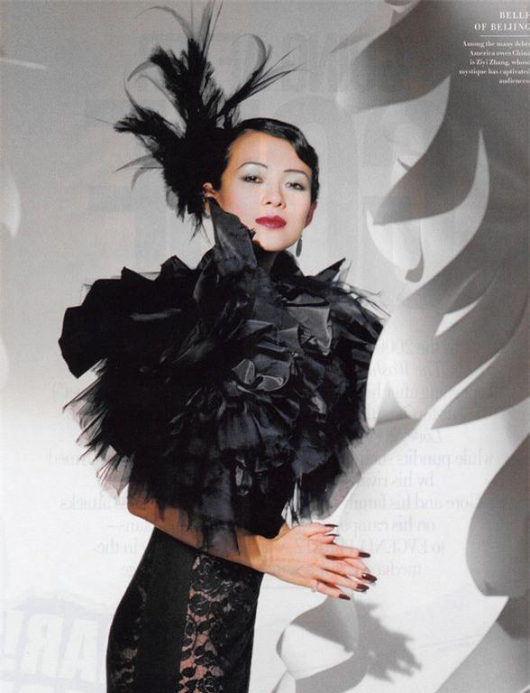 Những nữ nghệ sĩ Hoa ngữ được báo chí quốc tế sủng ái nhất trên đấu trường thảm đỏ - Ảnh 14.