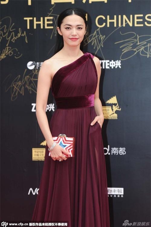 Những nữ nghệ sĩ Hoa ngữ được báo chí quốc tế sủng ái nhất trên đấu trường thảm đỏ - Ảnh 19.
