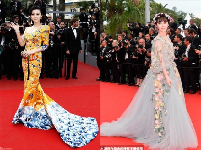 Những nữ nghệ sĩ Hoa ngữ được báo chí quốc tế sủng ái nhất trên đấu trường thảm đỏ - Ảnh 4.