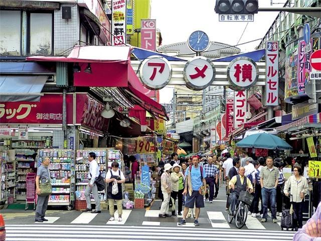 Tại sao đường phố Nhật Bản hầu như không có tên? - Ảnh 2.