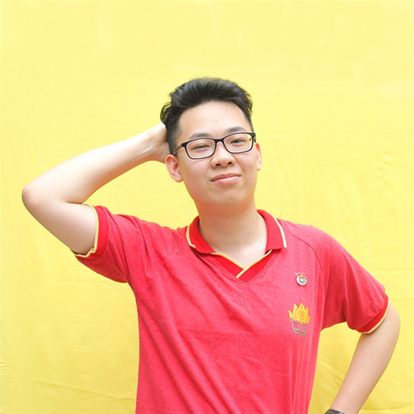 Vũ Tùng Lâm, lớp 12A1