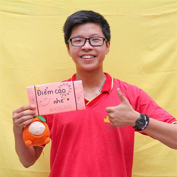 Lê Minh Hiếu, lớp 12A3