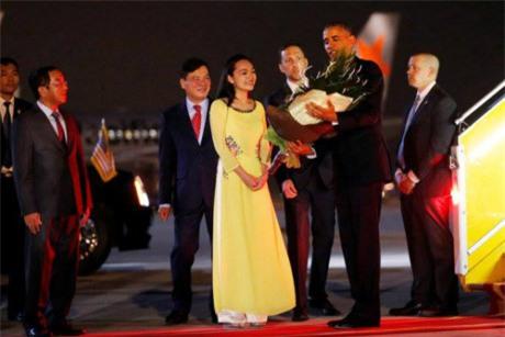 Dem qua, Tong thong Obama da ngu trong can phong 140 trieu? - Anh 1