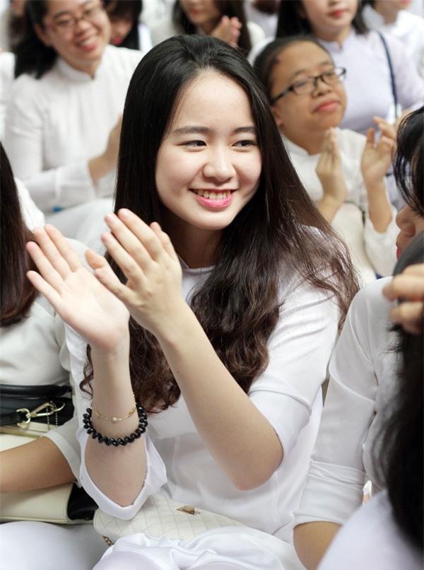 Từ lâu, trường THPT Phan Đình Phùng đã có tiếng là ngôi trường của nhiều học sinh vừa thành tích cao, vừa có ngoại hình ấn tượng