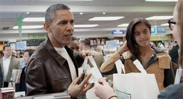 Tổng thống Mỹ Barack Obama 3