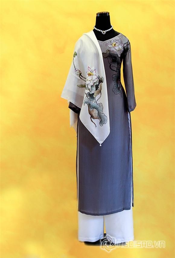 Obama mang áo dài về tặng vợ 3