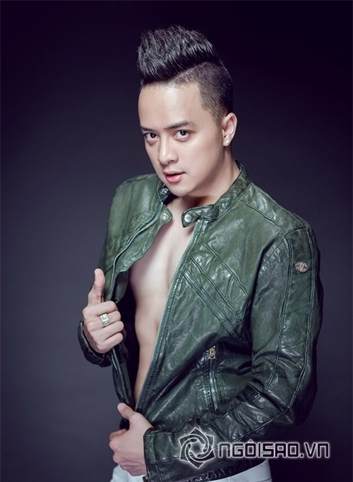 Cao Thái Sơn nude 1