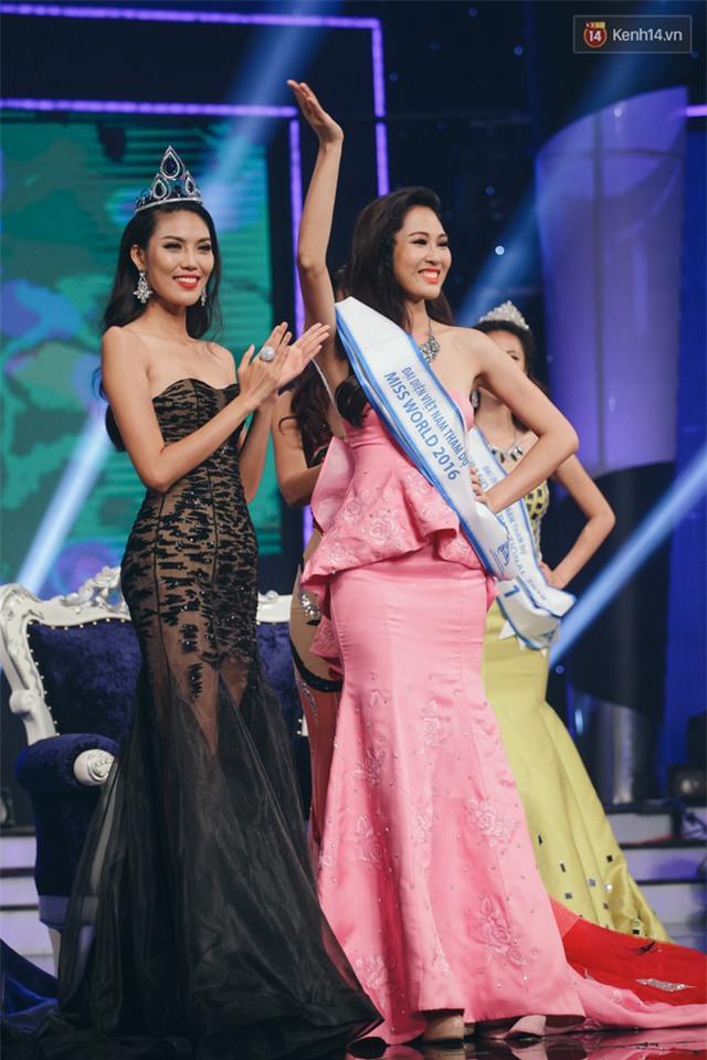 Diệu Ngọc chiến thắng, là đại diện của Việt Nam thi Hoa hậu Thế giới 2016 - Ảnh 1.