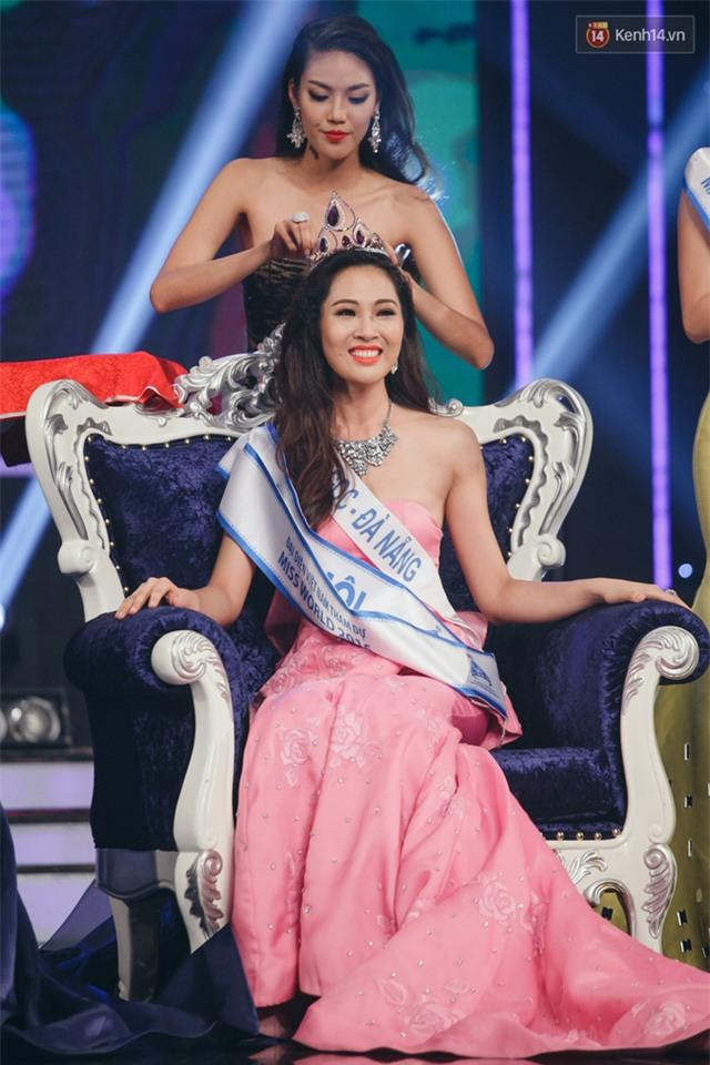 Diệu Ngọc chiến thắng, là đại diện của Việt Nam thi Hoa hậu Thế giới 2016 - Ảnh 2.