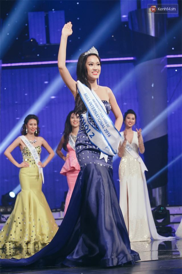 Diệu Ngọc chiến thắng, là đại diện của Việt Nam thi Hoa hậu Thế giới 2016 - Ảnh 4.