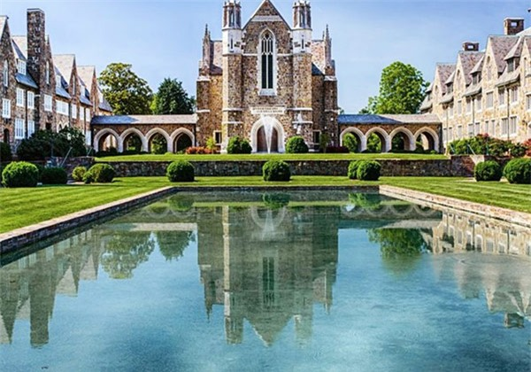Top trường đại học đẹp nhất nước Mỹ Tuyệt đến mức nào