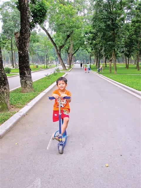 Nhung khoanh khacdat gia chi coo 'chu linh chi'Thien Nhan