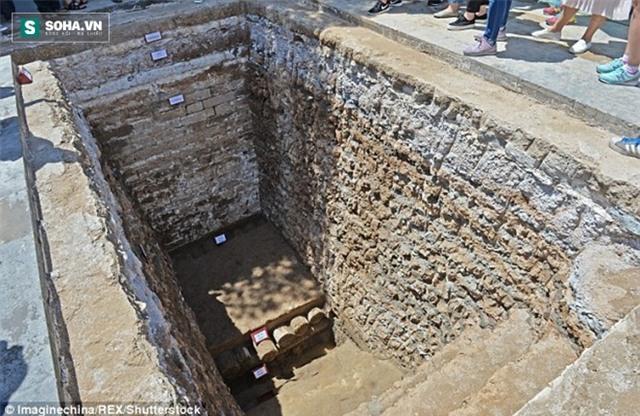 Phát lộ cung điện 590 năm tuổi trong Tử Cấm Thành - Ảnh 1.